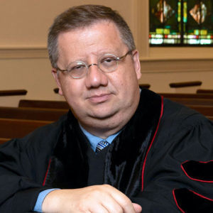 Rev. Dr. Greg Stovell
