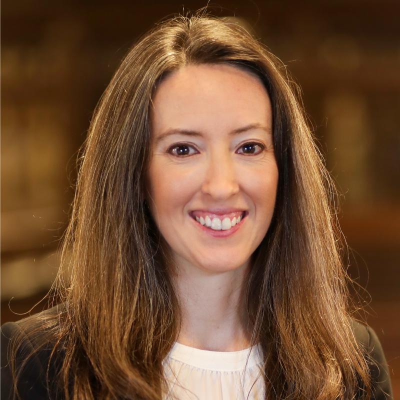 Nicole Stansifer, Director of Engagement