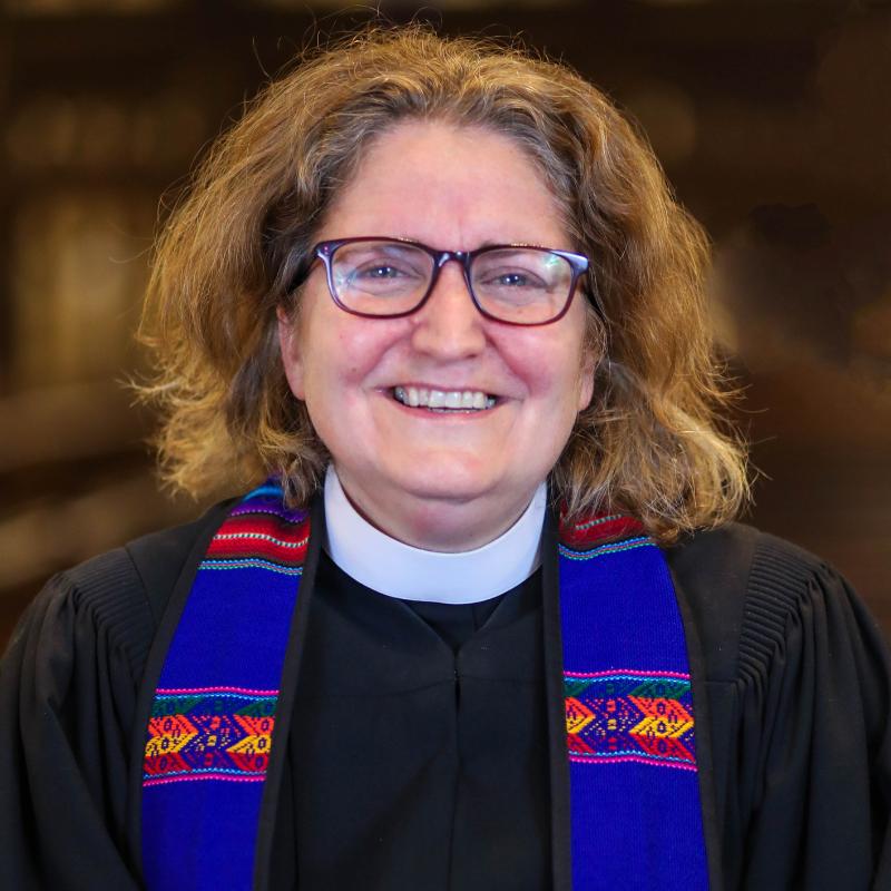 Rev. Dr. Barbara E. Davis