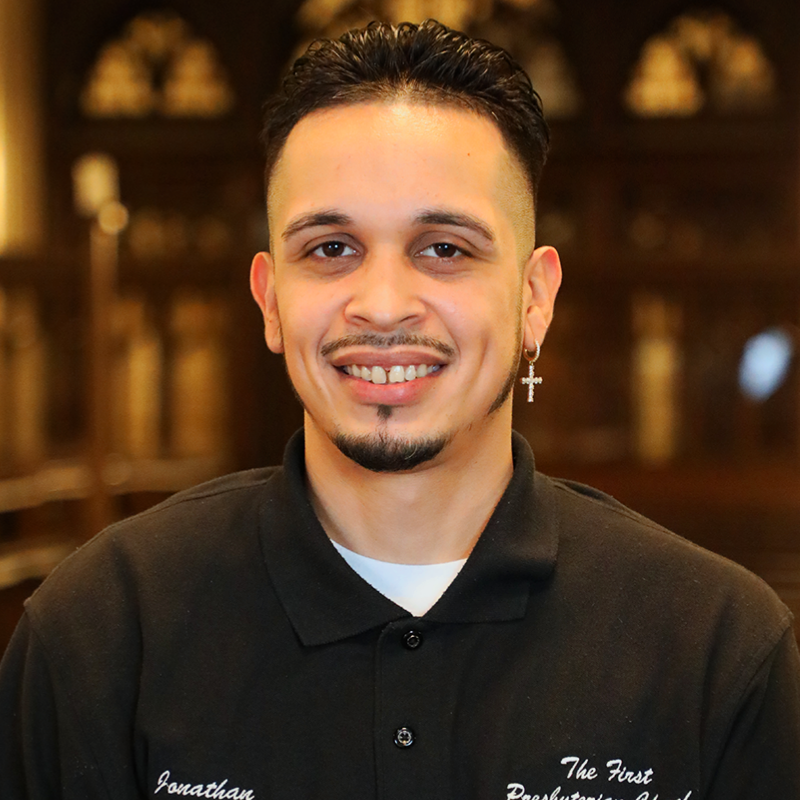 Jonathan Rodriguez, Facilities Team