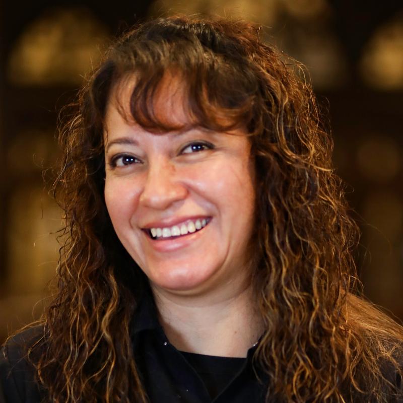 Sandra Gutierrez, Facilities Team
